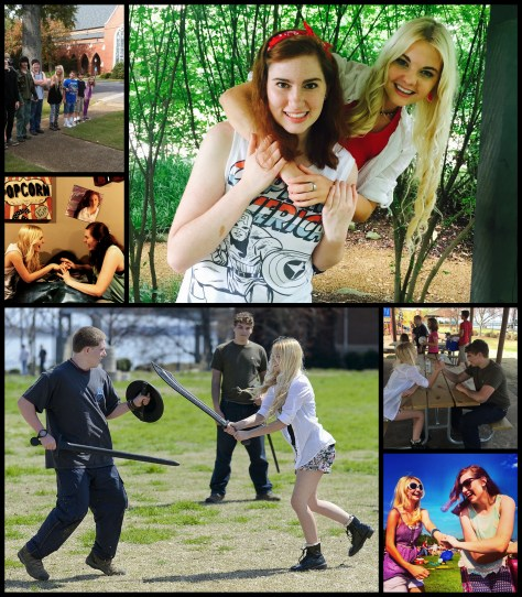 friends collages 2015