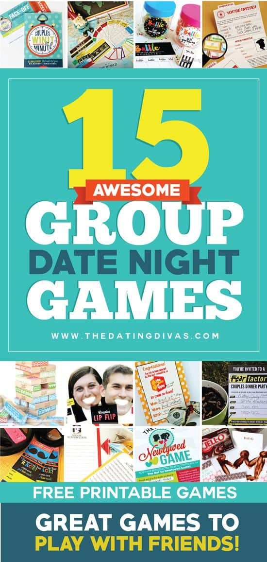 15 awesome group date