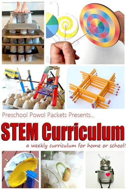 stem curriculum label