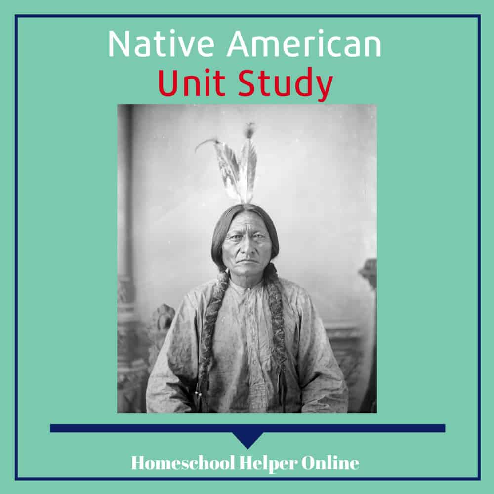 medium resolution of Native Americans Unit Study - Homeschool Helper Online