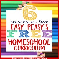 Easy Peasy's FREE homeschool Curriculum