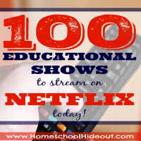 100 Educational Shows to Stream on Netflix