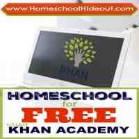 Using Khan Academy in Your Homeschool