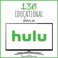 130 Educational Shows on Hulu