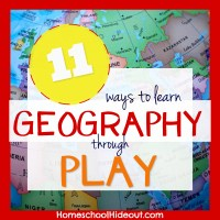 Learn Geography Through Play