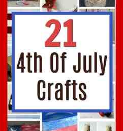 21 DIY Patriotic Crafts - Homeschool Hideout [ 1500 x 1000 Pixel ]