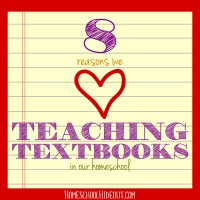 8 Reasons We Love Teaching Textbooks Math