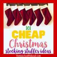 101 Cheap Stocking Stuffers
