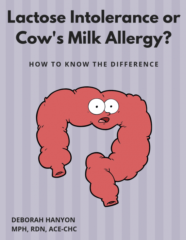 Lactose Intolerance or Cow's Milk Allergy?