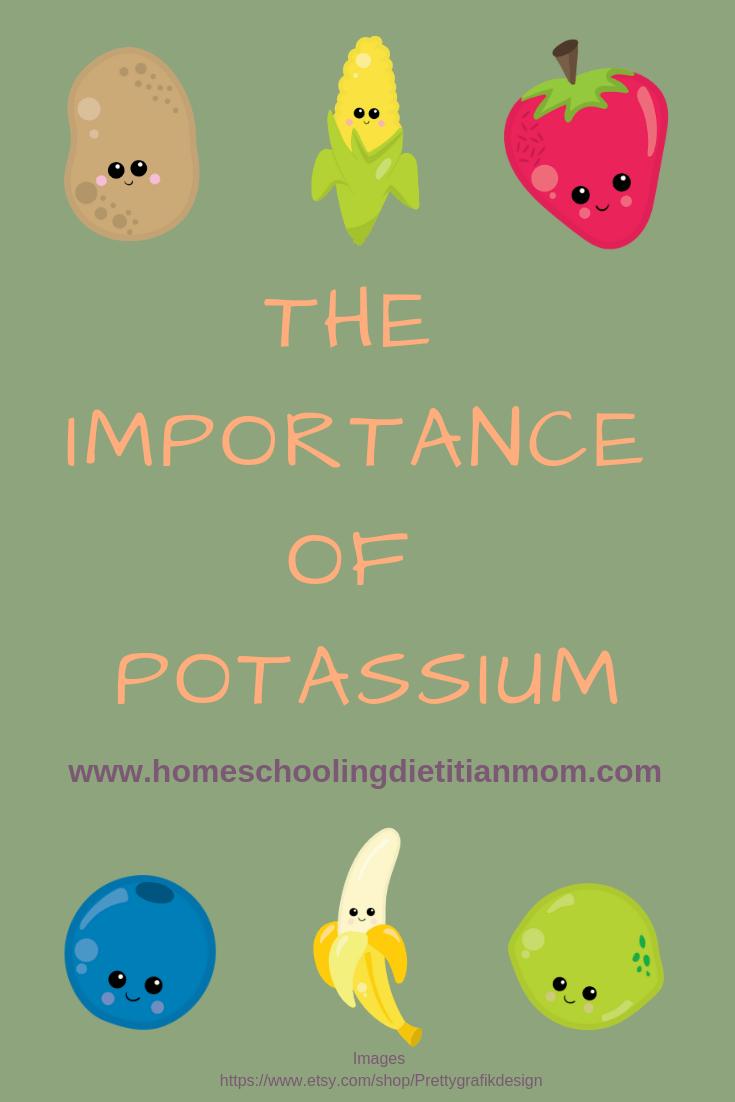 Importance of Potassium