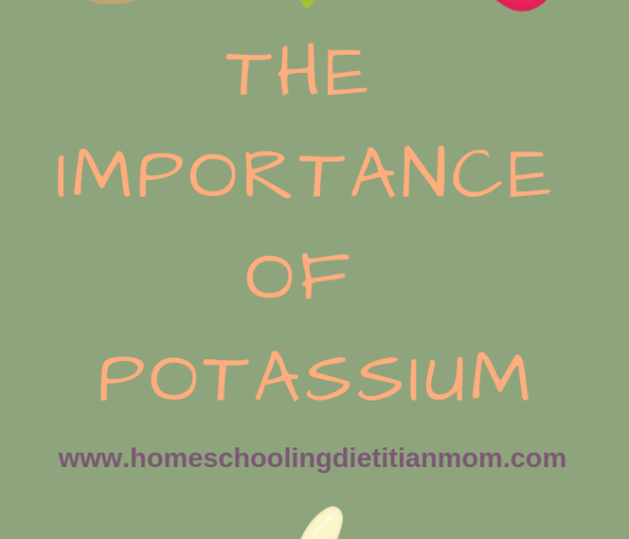 Importance of Potassium