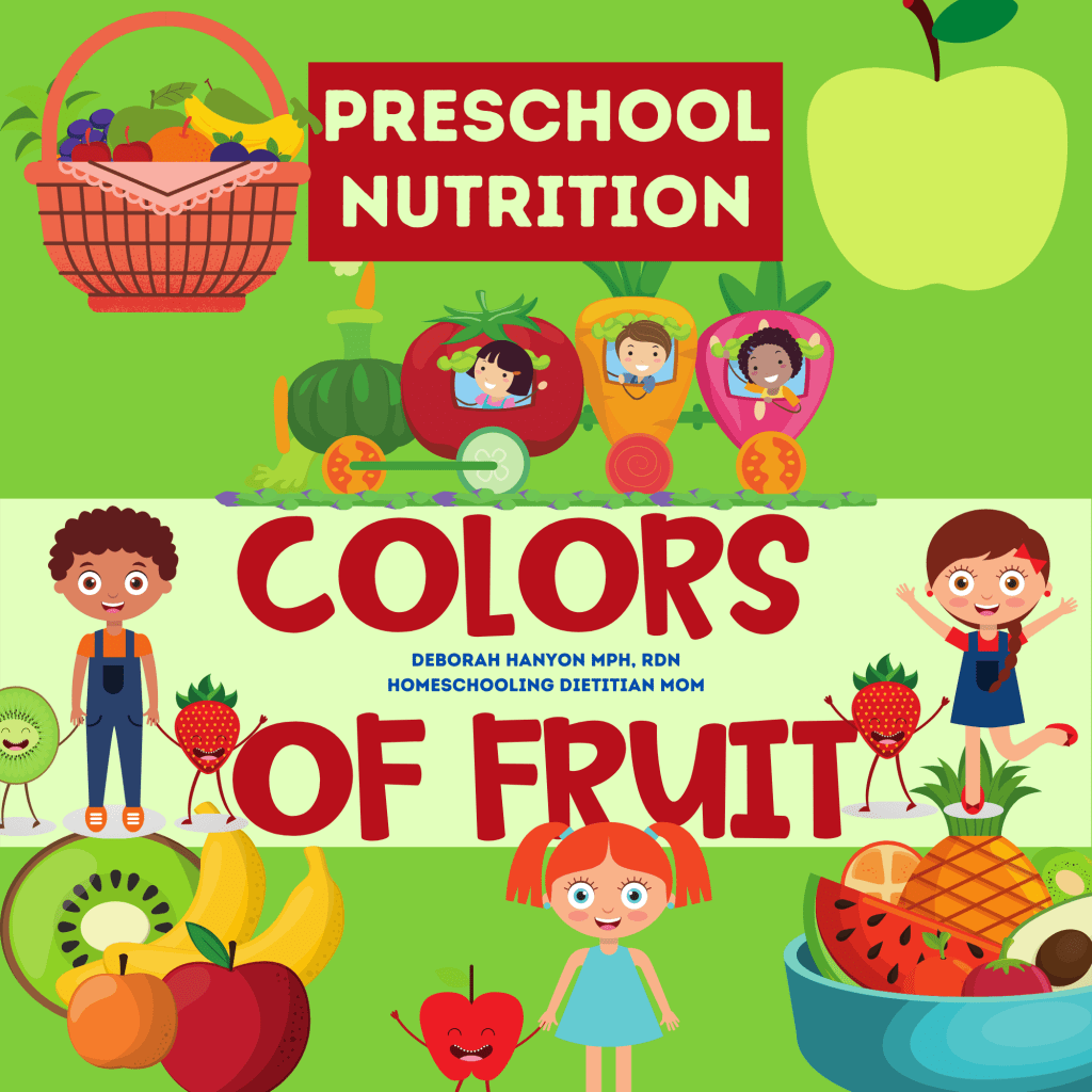 Colors of fruit Matching