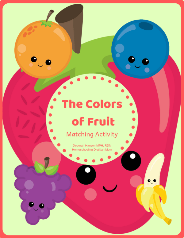 Color of Fruit