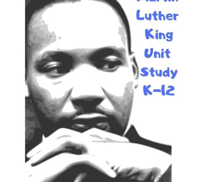 MLK Jr K-12 History Curriculum