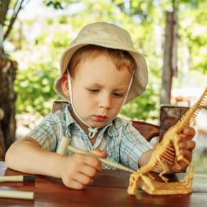 Paleontologist Kids Activities Unit Study