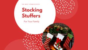 2019 Stocking Stuffer Bonanza