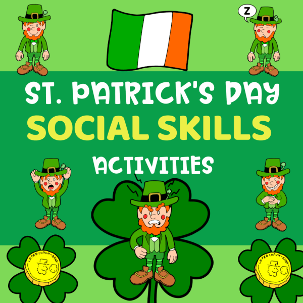 St. Patrick's Day Social Skill Activities