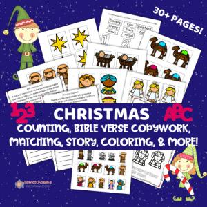 Birth of Jesus - Christmas Nativity