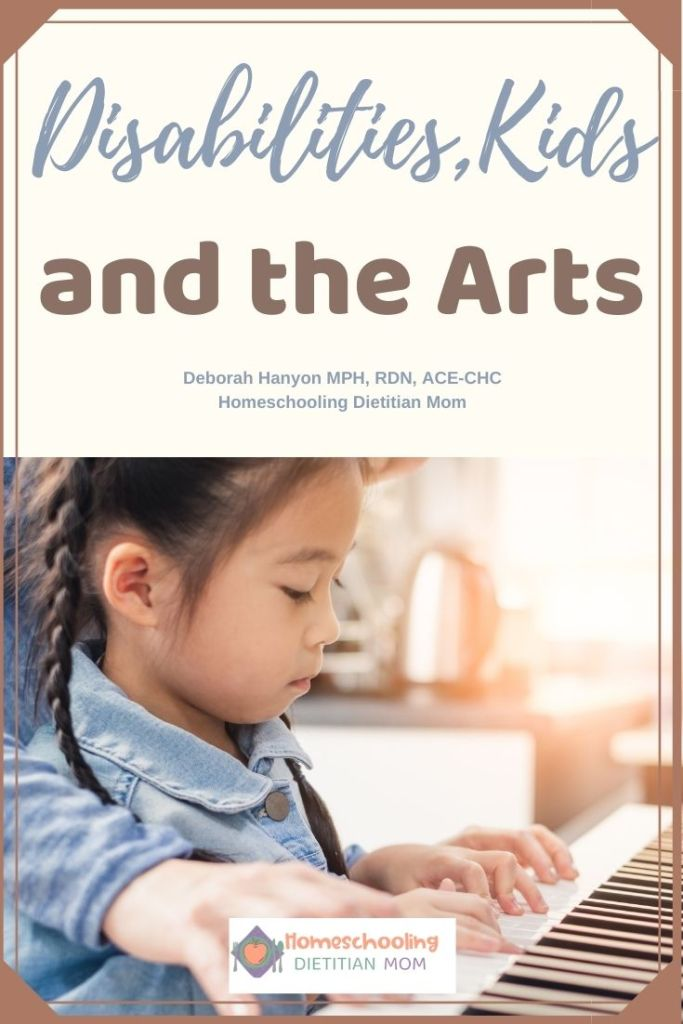 How to Involve Kids with Disabilities in the Arts