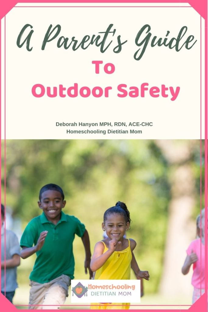 Parents Guide Outdoor Safety