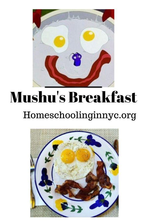Mushu's Breakfast