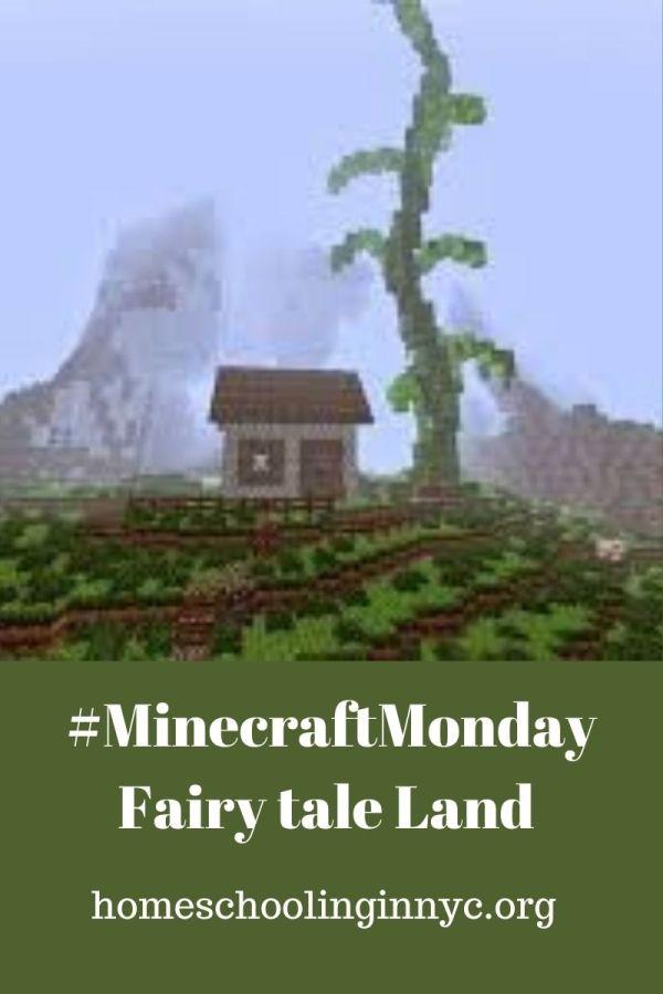 Fairytales in Minecraft