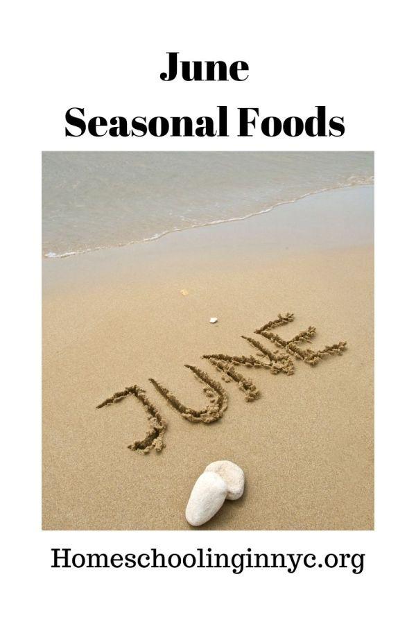 June Food Holidays