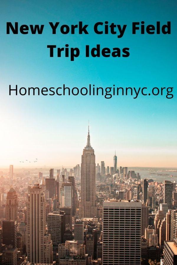 New York City Field Trip Ideas