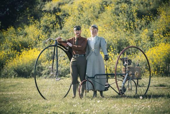 Gabriel and Sarah Chrisman