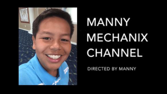 Manny Mechanix Channel Pic