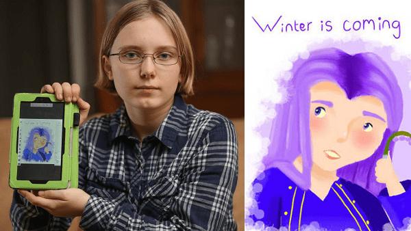 Felicity Wilcox: Winter is Coming