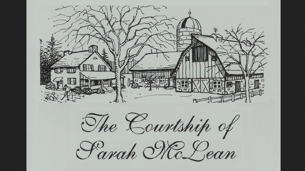 The Courtship of Sarah McLean