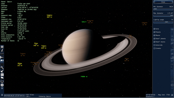Space Engine : It's like Google Earth… for Space!