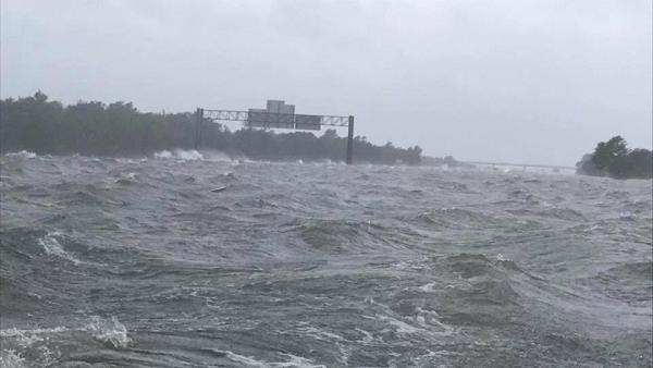 Hurricane Harvey and the Social Media Storm