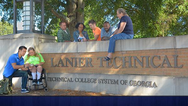 Lanier Technical College Homeschooling Teen