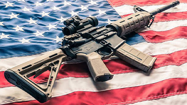 Gun Control Limits Freedoms, Tightens Grip of Federal Government