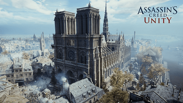 How a Video Game Could Help Save Notre Dame Cathedral