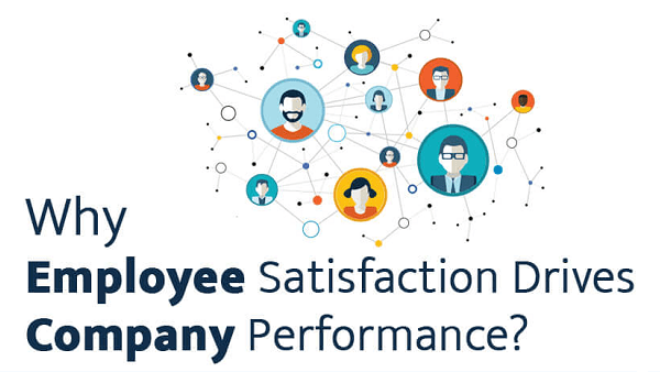 Why Employee Satisfaction Drives Company Performance