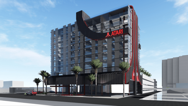 8 Atari Gaming Hotels Being Built in the US