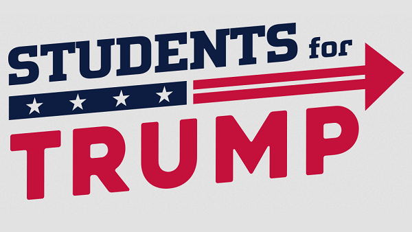 "Turning Point Action's ""Students for Trump"""