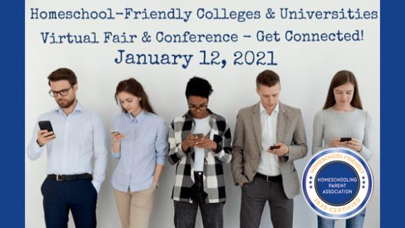 Homeschool-Friendly College Fair