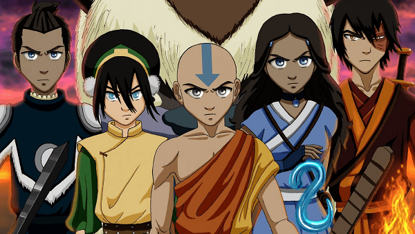 """Review of """"Avatar: The Last Airbender"""""""
