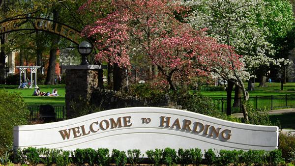 Harding University: Patriotic, Conservative, Christian  By HST