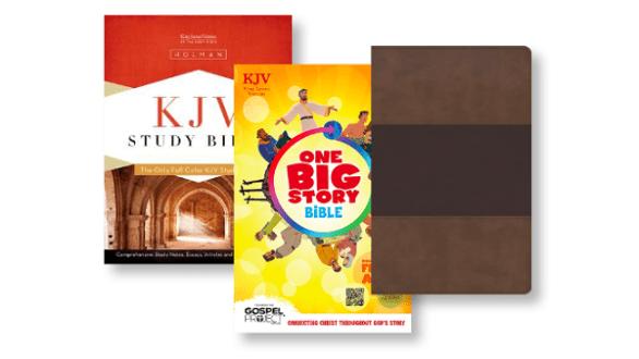Holman KJV Bible