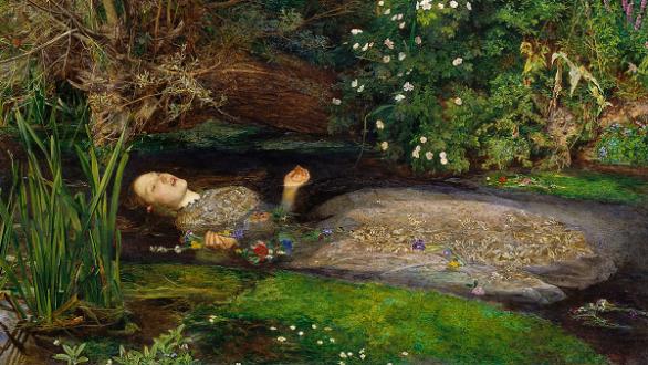 Elizabeth Siddal, artist's muse