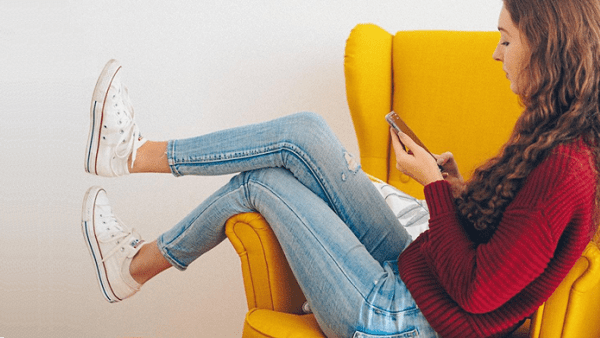 Prioritizing Your Teen's Health in the Digital Age  By HST
