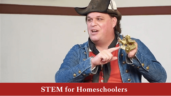STEM for Homeschoolers at Colonial Williamsburg  By HST