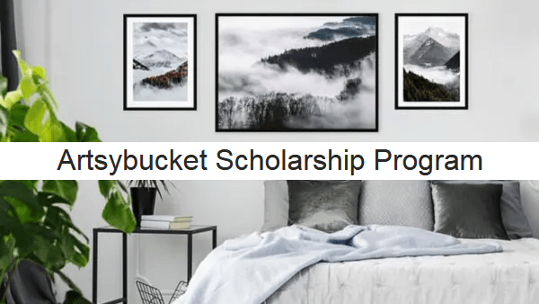 Artsy Bucket Scholarship for Photography Enthusiasts  By HST