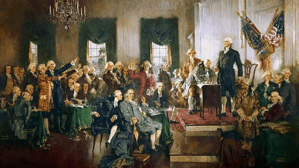 Celebrate Constitution Day on September 17th  By HST