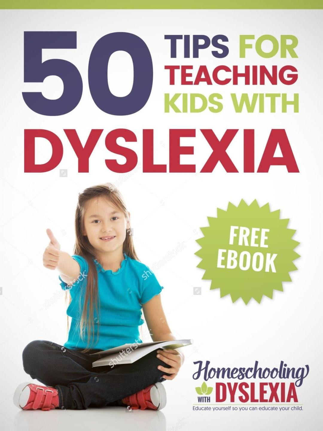 Understanding Dyslexia And How To Help Kids Who Have It >> How To Teach Kids With Dyslexia To Read Homeschooling With Dyslexia